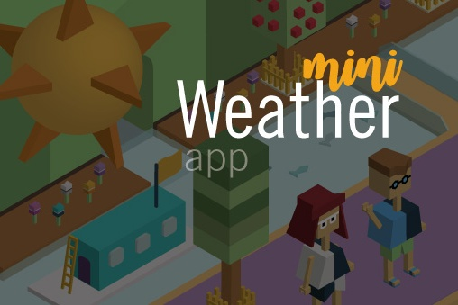 App / Mini Weather